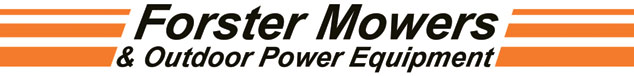 Forster Mowers & Outdoor Equipment - Large Range Of Mowers, Chainsaws, Brushcutters & Safety Gear